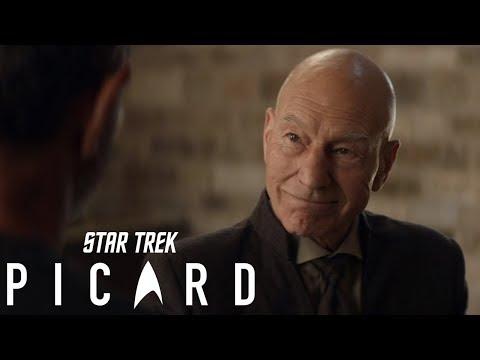 Star Trek: Picard - SDCC Trailer