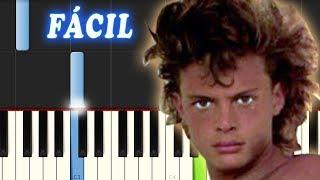 Culpable o no / Luis Miguel / FACIL / Piano Tutorial