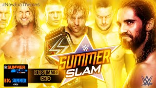 2016:WWE Summerslam Theme Song - Big Summer - Full HD