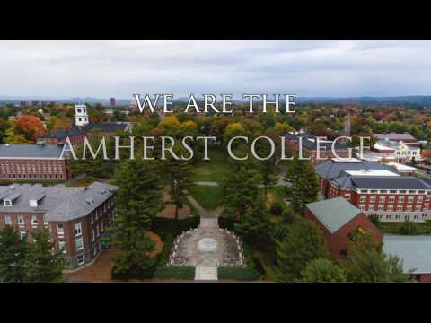 Amherst College Mascot Announcement