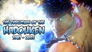 The Evolution of the Hadouken 1987 – 2015