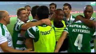 All Goals SL Benfica 0 - 1 Sporting CP - Super Cup (10 August 2015)