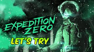 Lets try  Expedition Zero