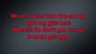 Delirious (Boneless) - Steve Aoki ft. Kid Ink - Lyrics