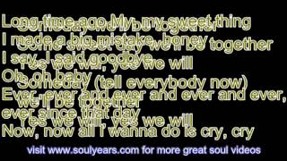 Diana Ross & The Supremes - Someday We'll Be Together (with lyrics)