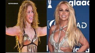 Shakira  Envía Mensaje a Britney Spears Por  Bailar Chantaje ¡ Checa aquí lo que le Dijo!