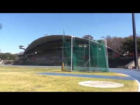 D.Kim in South Africa: More UJ Stadium