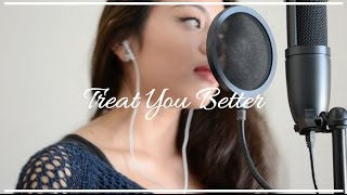 Treat You Better - Shawn Mendes (Cover) | Isabella Gonzalez