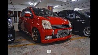 Daihatsu Mira Avy Turbo | Galeri Saga