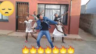 Sun EL ft Mlindo the vocalist- Bamthathile Dance Video with SuperstarKIDS