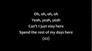 Locked Out Of Heaven - Bruno Mars (Lyrics)