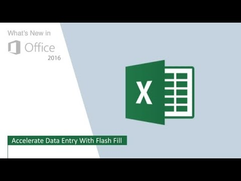 Working with Excel 2016: Insert and Format a Chart
