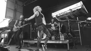 Five Knives X Warped Tour X Vive Le Roi