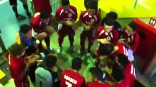 GEO Sub 17 - Oitavas de final - Estadual 2012