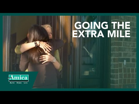 Amica stories: Going the extra mile