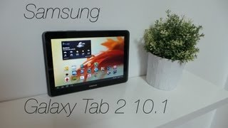 Análisis Samsung Galaxy Tab 2 10.1