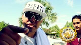 """Ricky Zapata - Atras de las escenas de su video """"Por El Dan La Vida"""""""