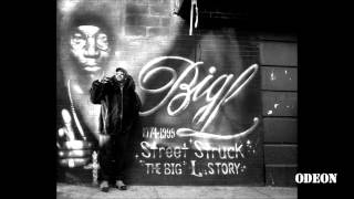 Big L - Large on the streets feat. Prodigy (Odeon remix)
