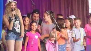 Olga Lounova - Laska v housce (Brnistska pout 9.7.2016)