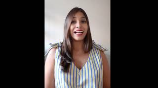 My Distance Learning Experience- Pamela from Colombia