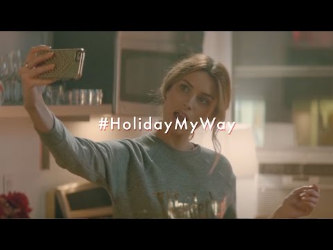Holiday My Way Chapter 3: Friendsgiving | Rebecca Minkoff Campaign 2016 | With Arielle Vandenberg
