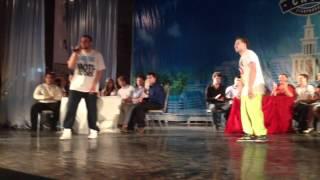 WeN Ft Герыч - Родина (Live 14.06.2012 CКФУ)