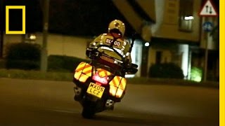 Meet the 'Blood Bikers' Who Save Lives in the U.K. | National Geographic