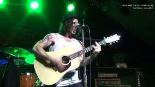Rob Angelico - 100% Pure (Live Acoustic) @ The Robin 2 - Bilston 30.08.2015