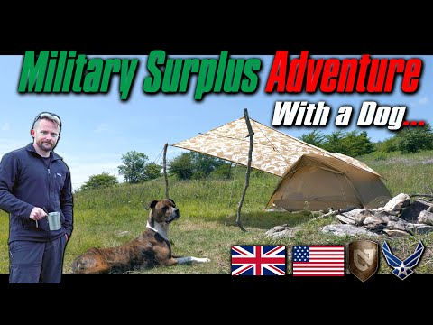 Summer Storms - Military Surplus Adventure