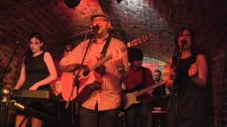 CAPITÁN SUNRISE - La montaña rusa (live at The Cavern Club - IPO Liverpool) (19-5-12)