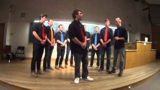 Rainbow Connection (Kermit the Frog) - A Capella Cover - Spring Concert 2014