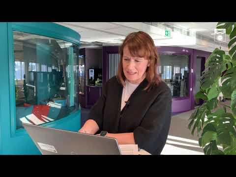 Kristina Sundin Jonsson informerar om det aktuella läget, onsdag 3 mars