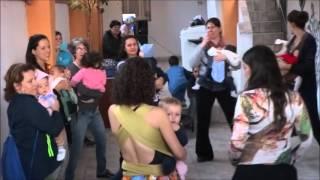 Vivência de Dança Cigana para Mães e Bebês - Laura Amorim