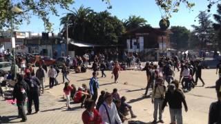 Indio Solari en Gualeguaychu 2014 Previa