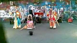 Grupa IMAYRA - Indianie w Warszawie