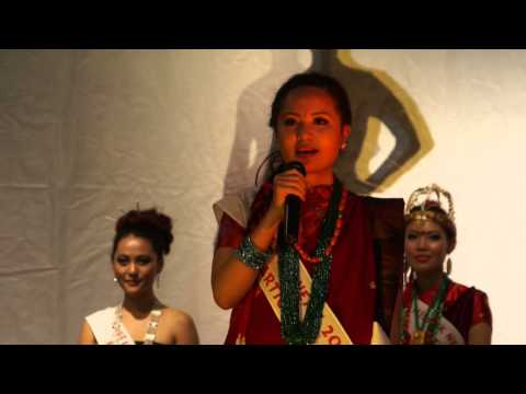 Miss UK Nepal 2012 Final 10 Introduction Round