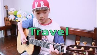 Travel - 여행 (BOL4 - 볼빨간사춘기) _ Fingerstyle guitar arranged & cover by Sean Song