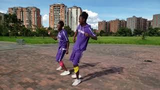 Blue Face - Thotiana - Video Dance - Black Twins - Baila Studio