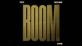 Tiësto with Gucci Mane & Sevenn - BOOM (Official Audio)