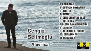 Cengiz SELİMOĞLU - E Ballim [Alevrisa - 2017]