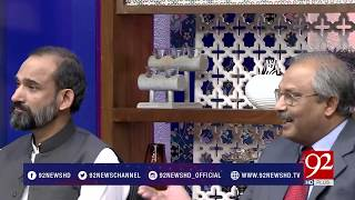 Subh E Noor - 19 December 2017 - 92NewsHDPlus