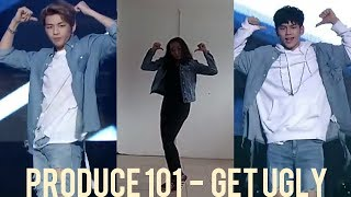 PRODUCE 101 S2 - Get Ugly Dance Cover (Short ver.)