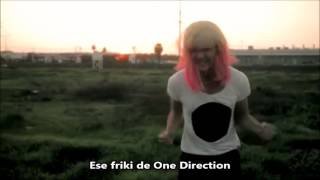 Taylor Swift. I Knew You Were Trouble - Bart Baker PARODY - Subtitulada en español