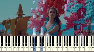 Org ve Piyano Dersleri - Sürgün Aşkımız (  Derya Uluğ ) - Taci Hoca : 0543 232 91 22