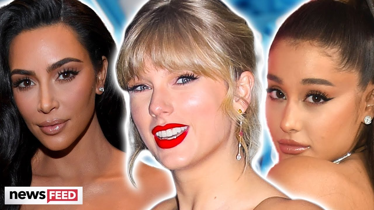 Taylor Swift beats out Ariana Grande & Kim Kardashian for most Influential on Twitter!