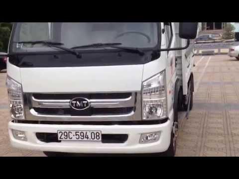 Xe tải Cửu Long 6 tấn - TMT KM6660T
