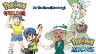 Pokemon OR/AS & R/S/E - Trainer Battle Music [Mashup] HQ