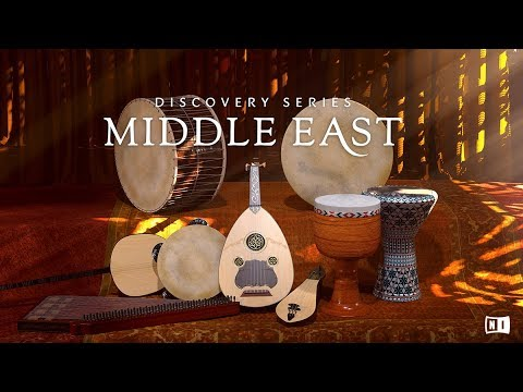DISCOVERY SERIES: MIDDLE EAST walkthrough | Native Instruments