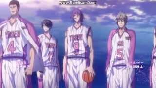Kuroko No Basket - Season 3 Opening 1