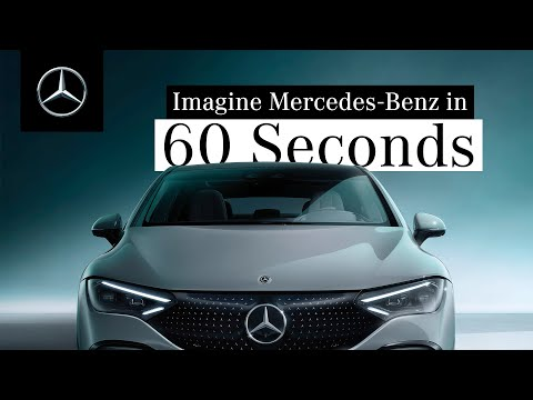 Best of: Mercedes-Benz at the IAA MOBILITY 2021